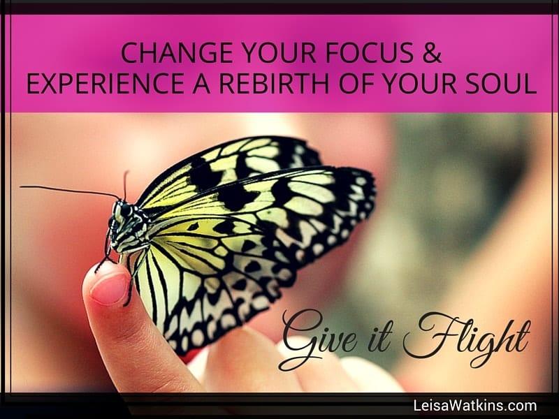 Feel Regret in Life ? Change Your Focus