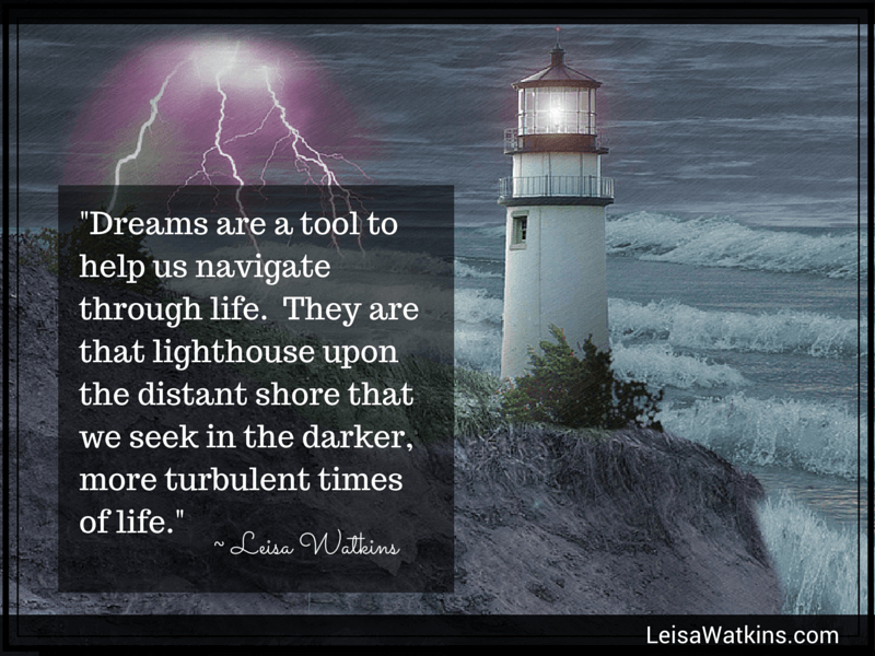 Are Your Dreams Guiding You To The Wrong Shore Line?