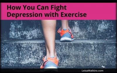 How You Can Fight Toxic Depression with Exercise