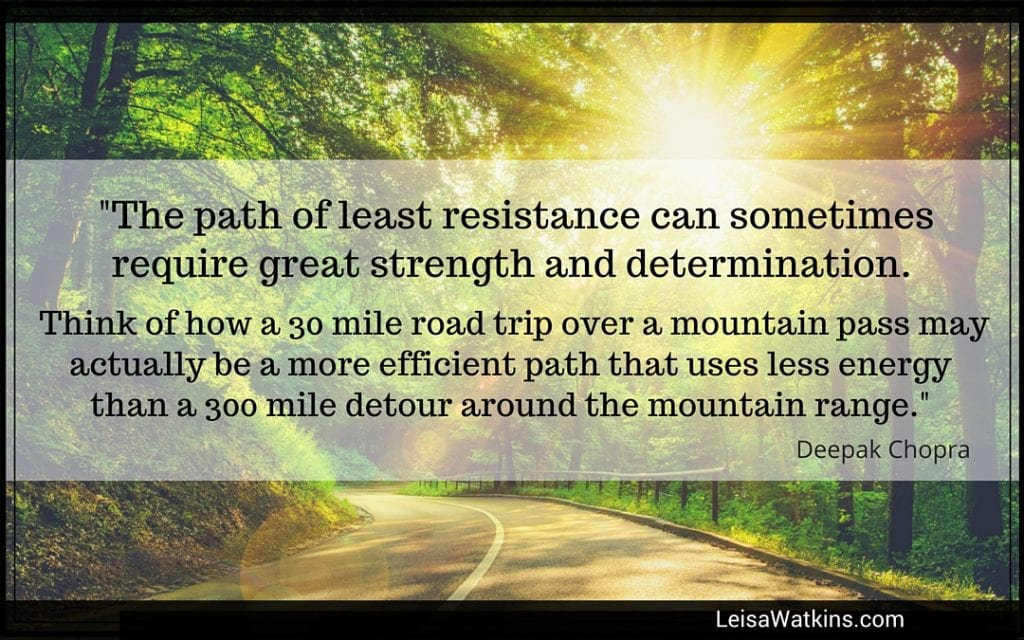 The Law of Least Resistance - 3 (2)